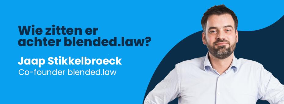 Een interview met co-founder Jaap Stikkelbroeck