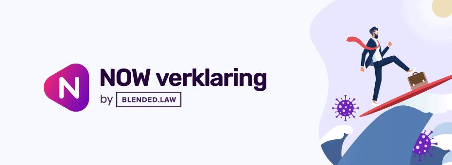 Persbericht – Blended.law start label voor aanvragen NOW-verklaring